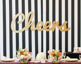 Black And White Striped Tablecloth 1 DAY FREESHIP Kate By Jessmy