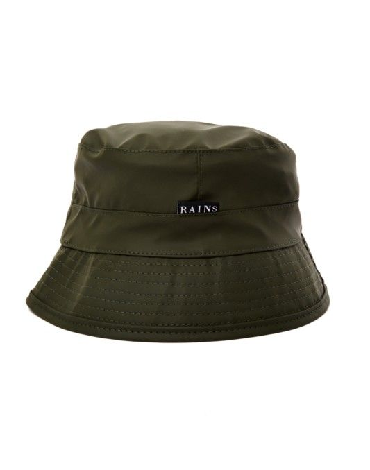 51dcb0bd119 Rains Bucket Hat Green  StyleMadeEasy