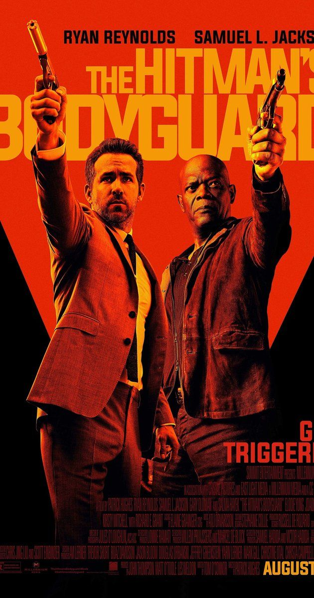 Hitmans Bodyguard  2017 Full Movie Online Watch And