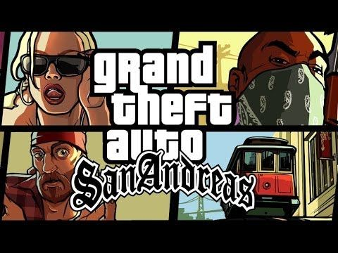 Gta San Andreas Android Gameplay Part 1 Hd With Images Grand