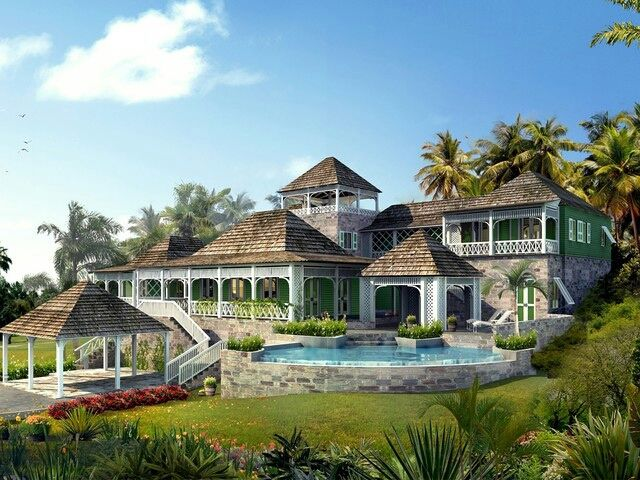 Big Houses With Pools Modern Big Homes Exterior Designs Ideas