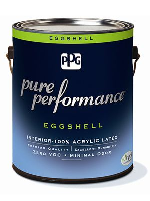 no voc paint premium behr ppg pure performance interior paint no voc high quality coverage latex paint painting tips pinterest