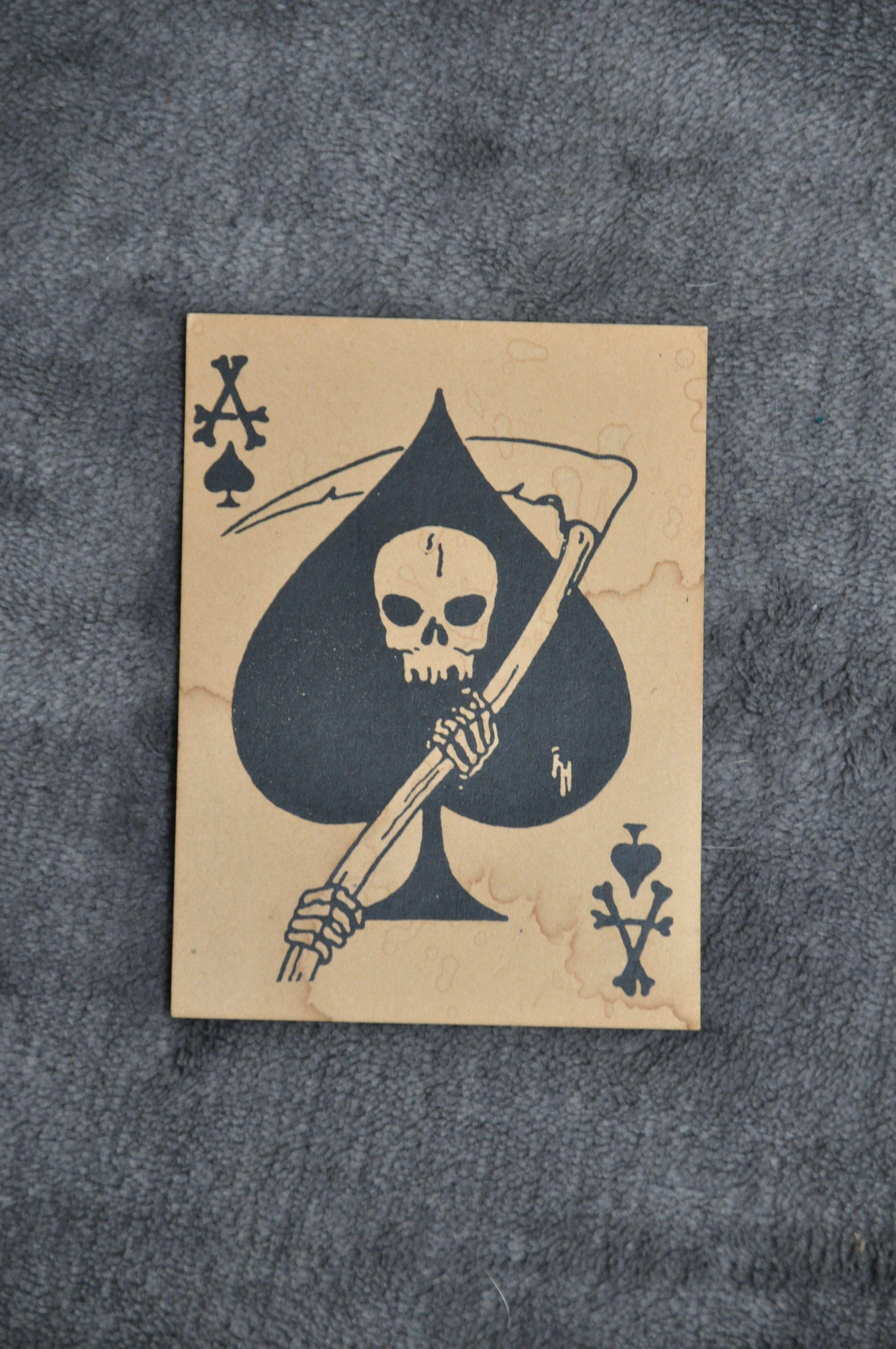 Original Deathcard Vietnam War Vietnam War Vietnam History War Tattoo
