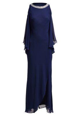 Maxiklänning - Mörkblått
