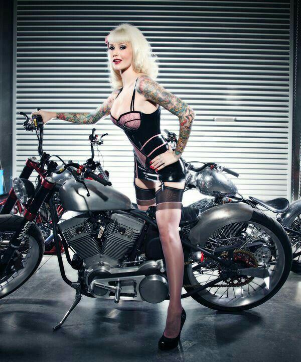 Biker gal ❤