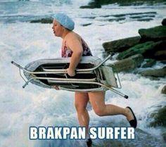 Funny brakpan