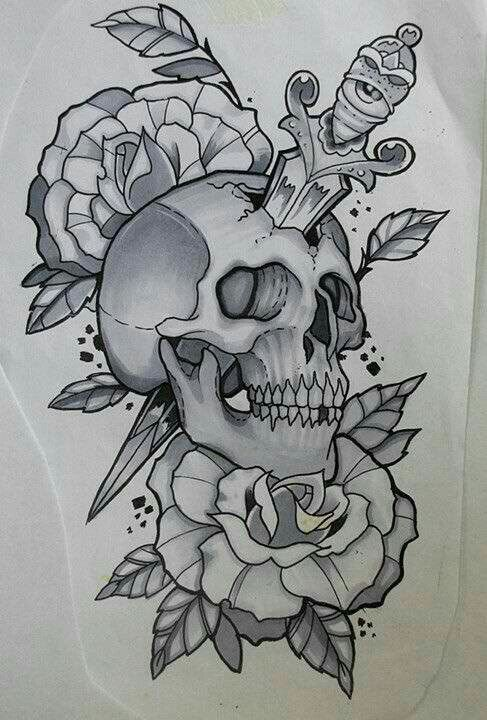 Calaveras   Tattoo's  ...