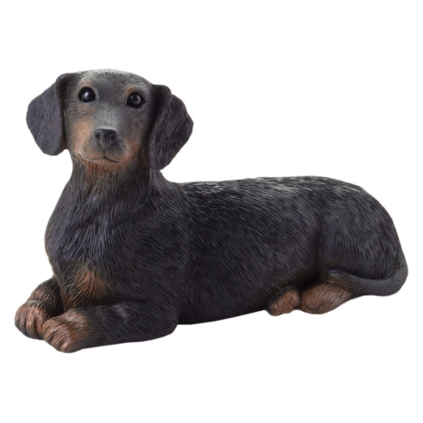 Sandicast Small Size Black Dachshund Sculpture Products In 2019