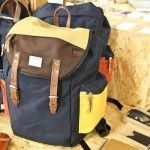 Sandqvist Duffle Bags and Backpacks FW2012