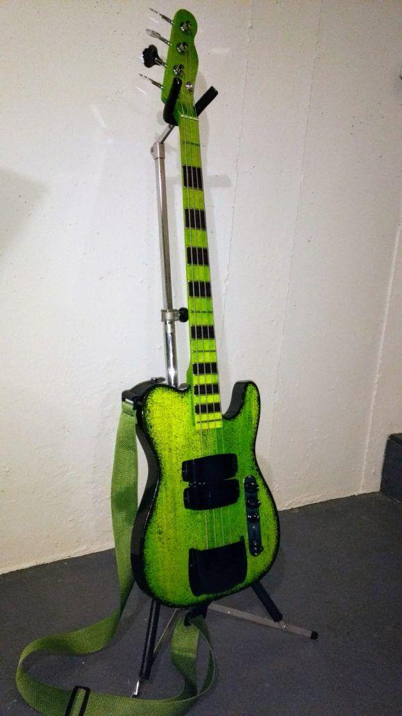 Ratajczyk's Revenge - DIT Electric Bass Guitar - The FretWire