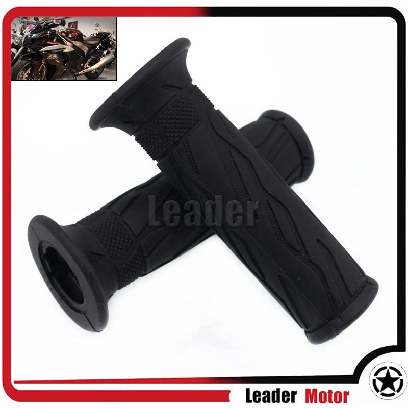 13.59$  Buy now - http://alievb.shopchina.info/1/go.php?t=32653468526 - For Suzuki BKING B-KING GSX1300R GSR600 GSR750 Motorcycle Accessories Gel Rubber Handlebar Grips 13.59$ #buyonlinewebsite