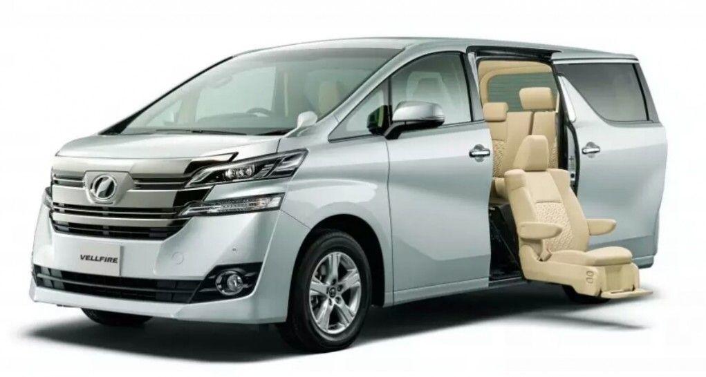Toyota Vellfire Hybrid Mpv India Debut At Auto Expo Specs Price Toyota Cars Toyota Alphard Toyota