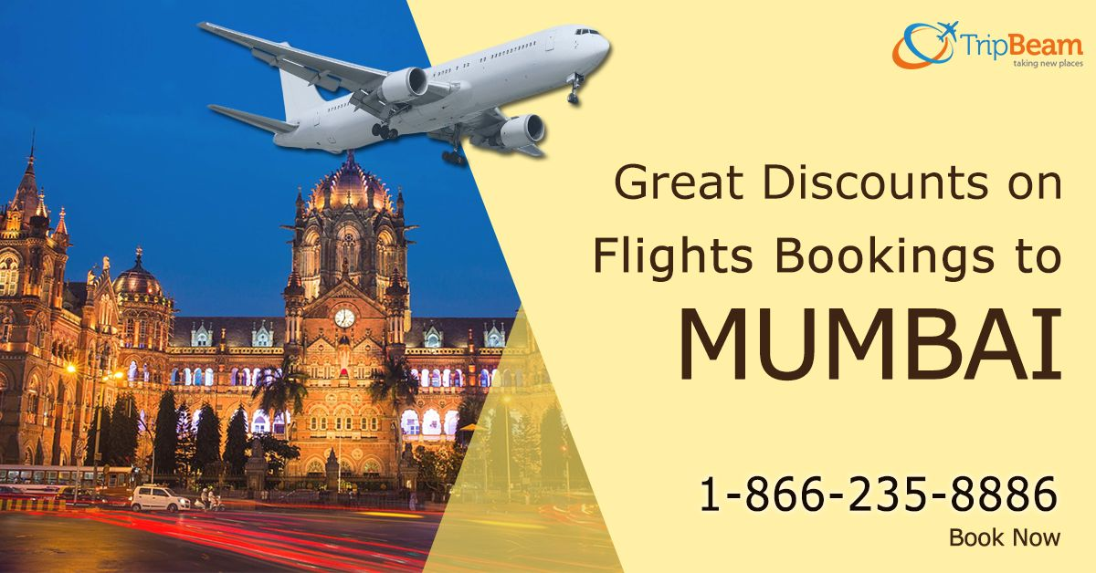 Cheapest Flight Tickets to Mumbai from USA Only at Oman