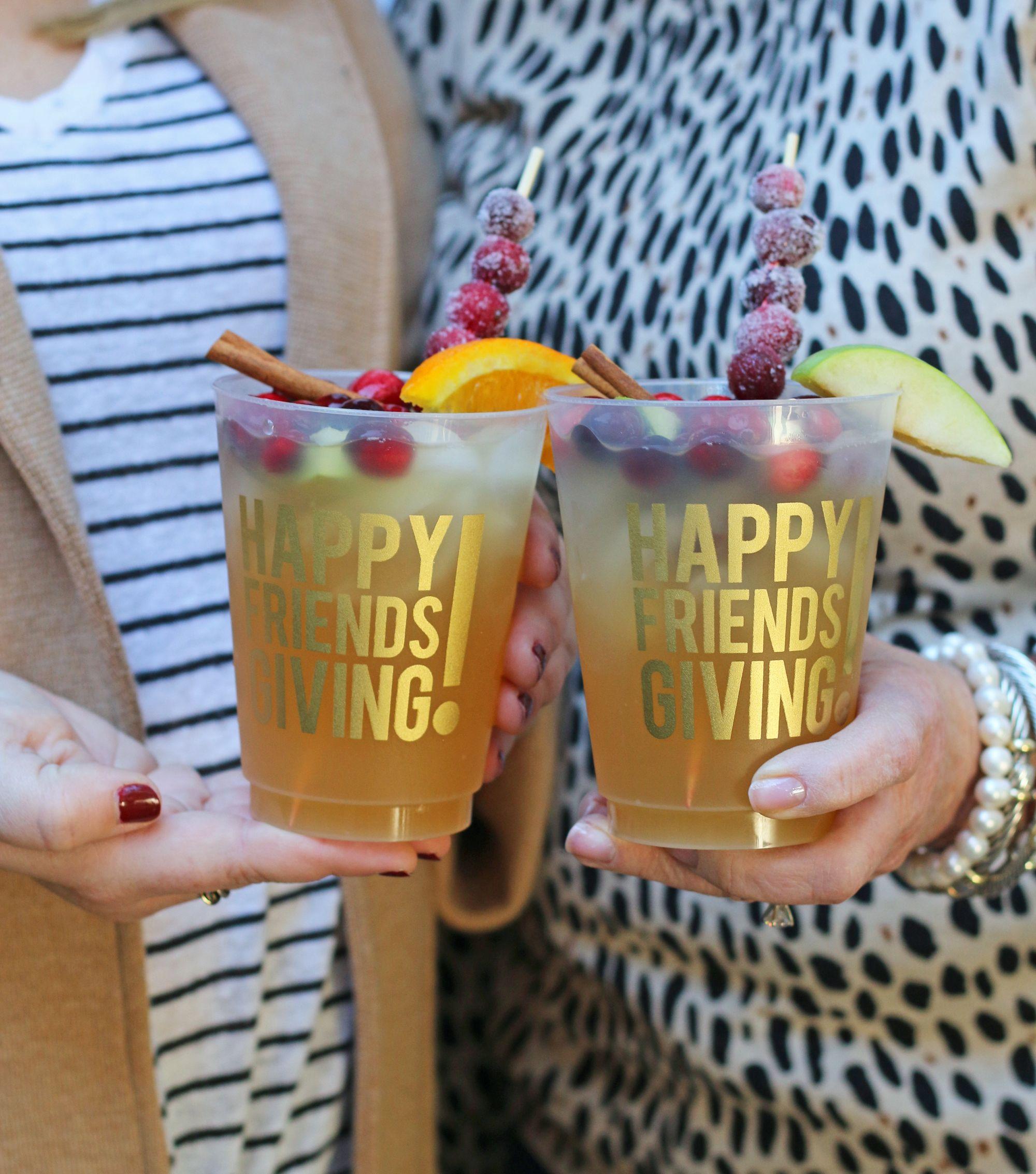 Thanksgiving Sangria Ideas: Thanksgiving Parties