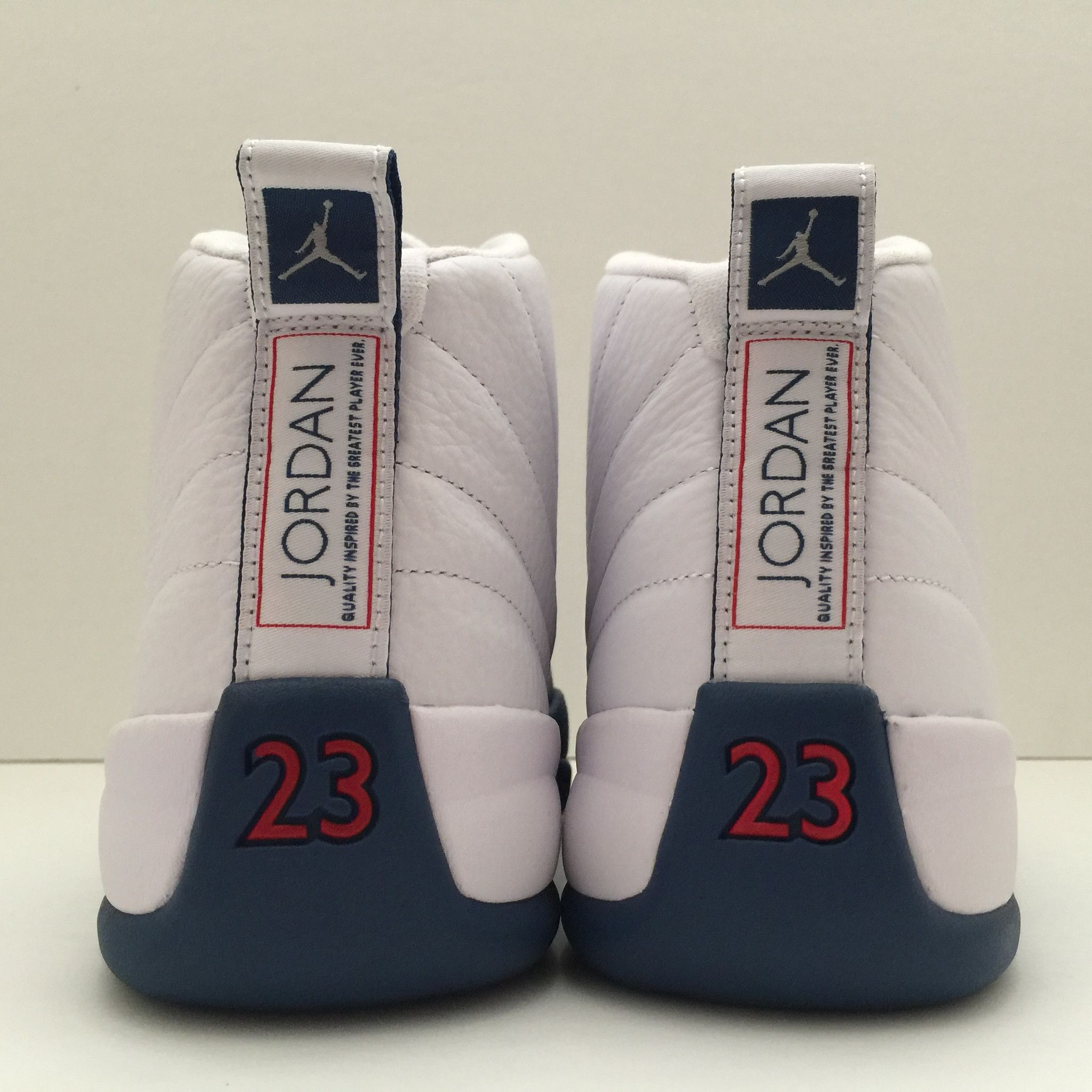Nike Air Jordan 12 XII Mens Shoes 2013 New Grey