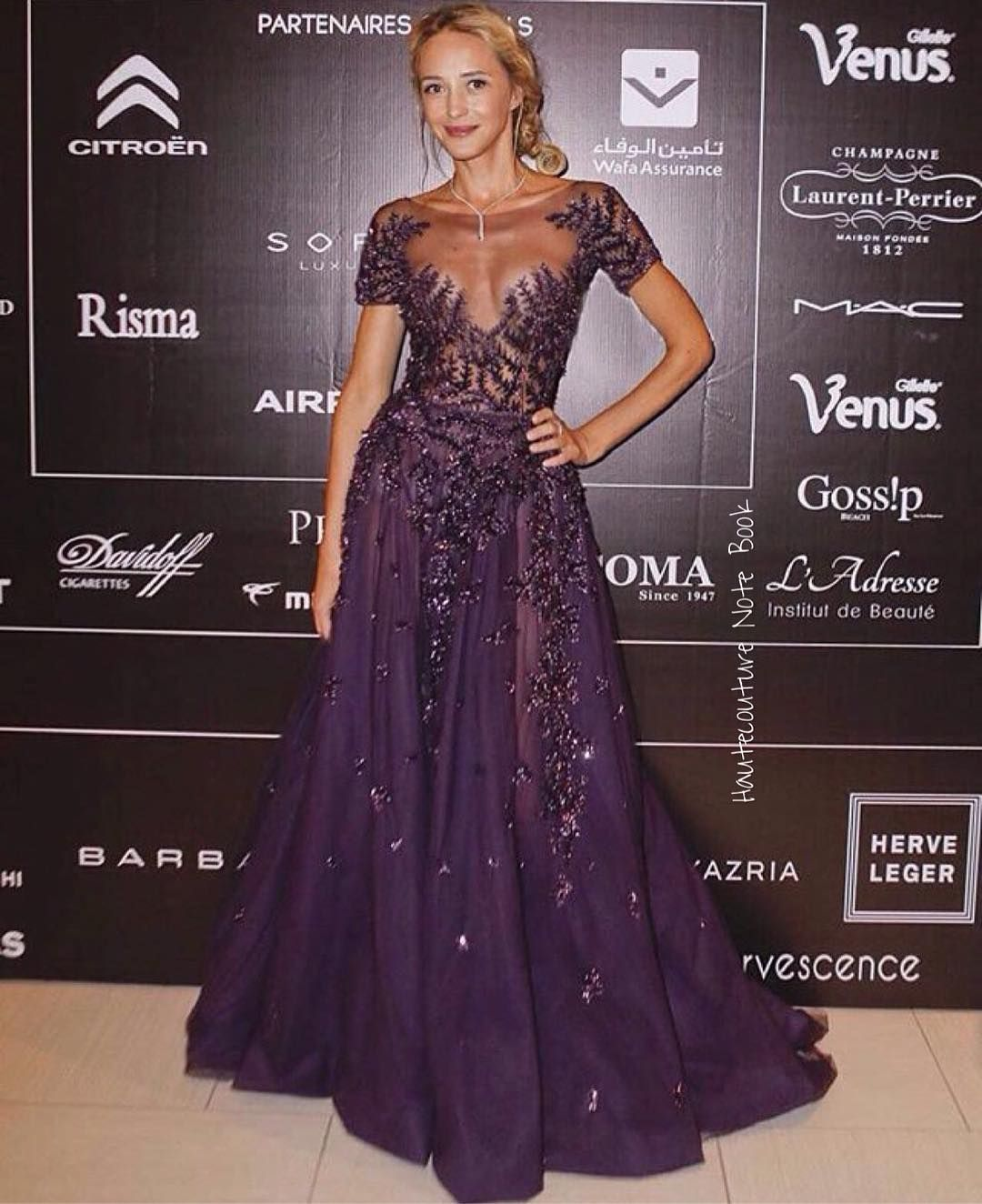 Replicas and recreations of Couture Red Carpet Evening Gowns by ...