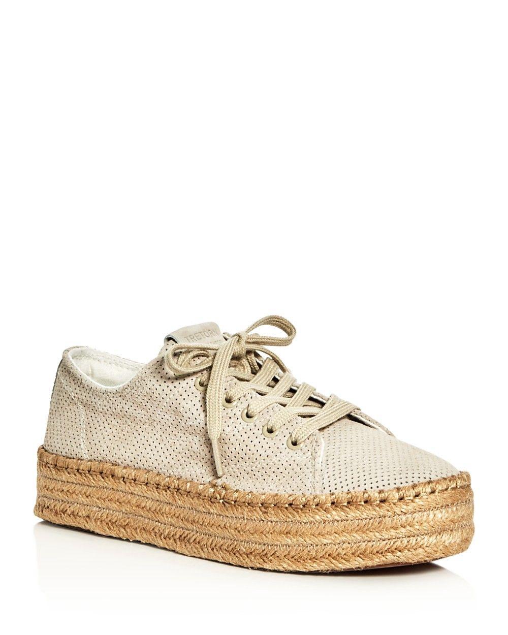 c7923572919 TRETORN Tretorn Women s Eve Lace Up Platform Espadrille Sneakers.  tretorn   shoes  all