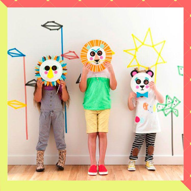 10 Actividades Con Niños Que Puedes Hacer En Casa En 2020 Manualidades Infantiles Manualidades Manualidades Para Niños