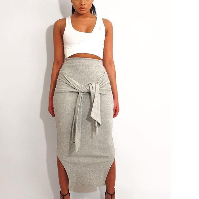 KARTER Tie Midi is back!!   www.theklabel.com