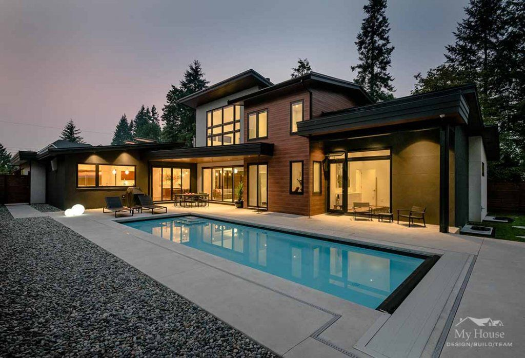 Modern Outdoor Living   My House Design Build | MY HOUSE | Outdoor Living |  Pinterest | Forts And Modern