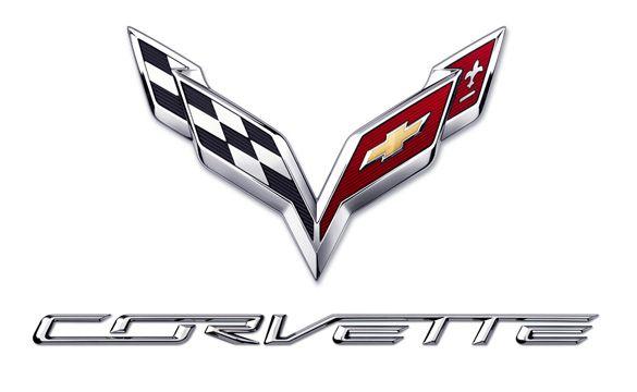 Chevy Introduces 2014 C7 Corvette Emblem 2014 Corvette Car Symbols Corvette