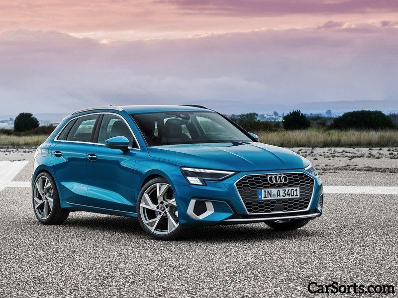 2020 Audi A3 Sportback - re-design in & out & more tech! - CarSorts.com