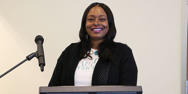 Tcc graduate found her passion to serve while in college