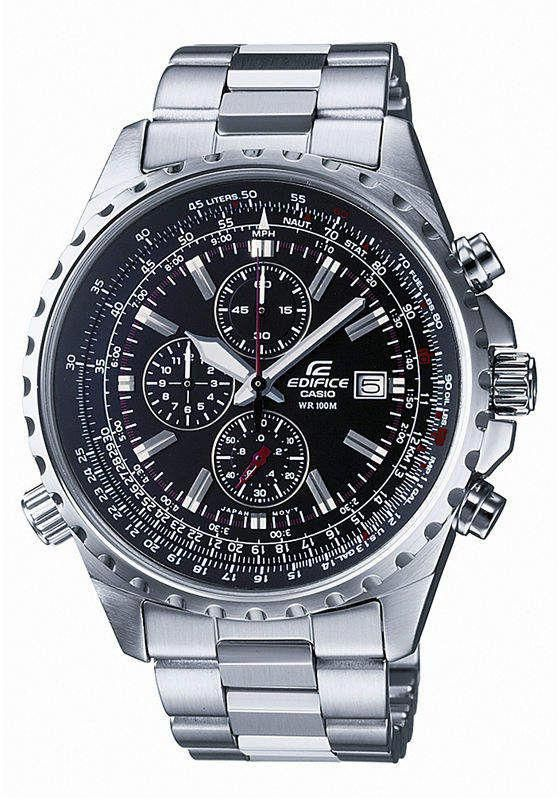 b48be47360c3 Casio Edifice Mens Stainless Steel Chronograph Watch EF527D-1AV  MensWatches
