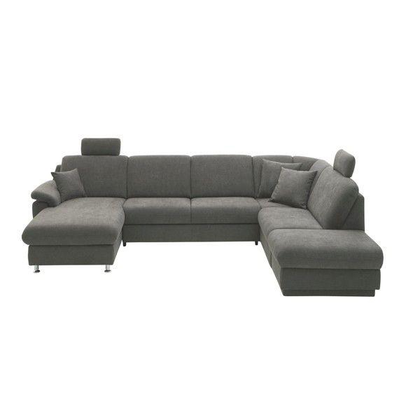 WOHNLANDSCHAFT Webstoff - big sofa oder wohnlandschaft