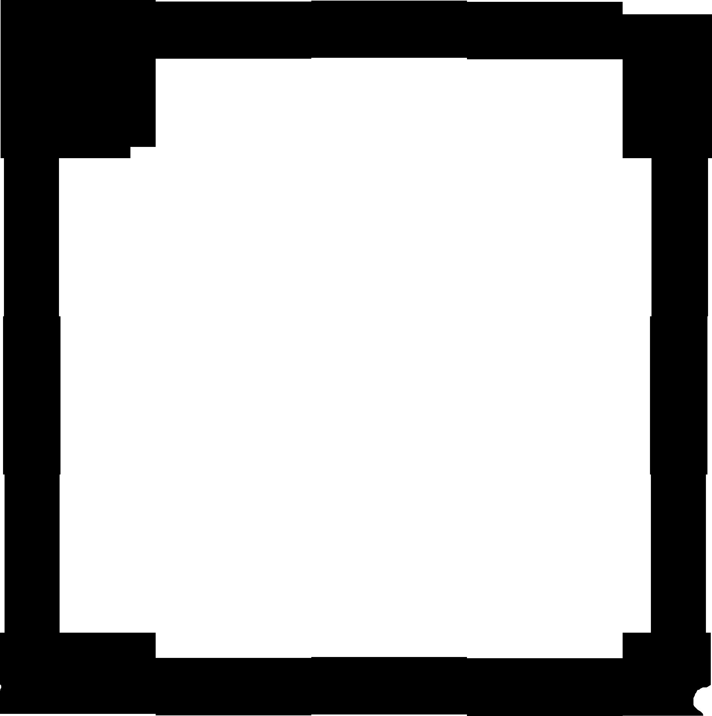 transparent black border - 900×920