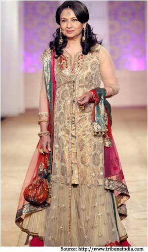 Anju Modi Indian Fashion Designer Sarees Salwar Kameez Anarkalis Fashion Indian Fashion Saree Designs