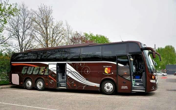 Coaches, Buses