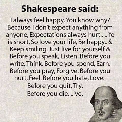 William Shakespeare Long Quotes Pinterest Quotes Shakespeare