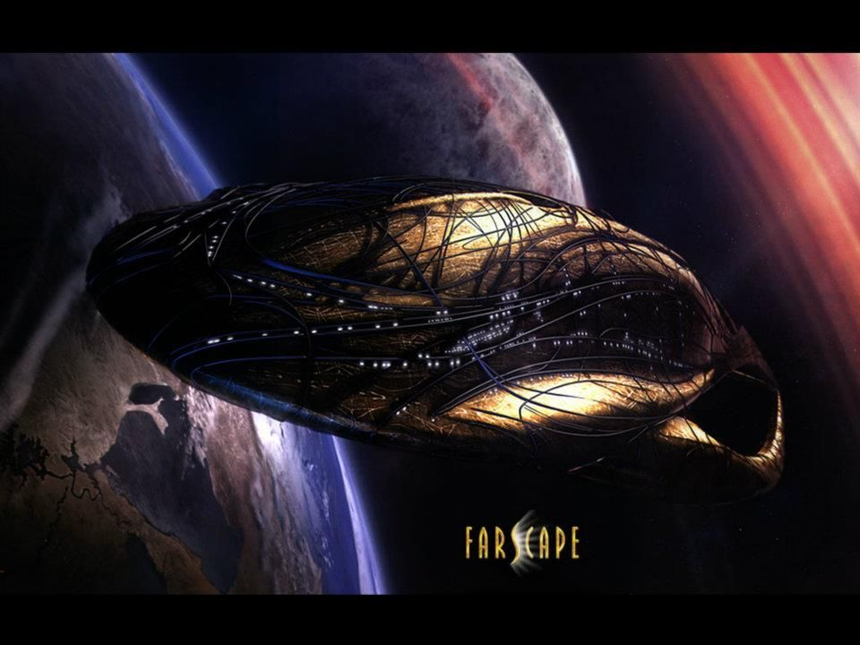 Farscape ship moya suggest you