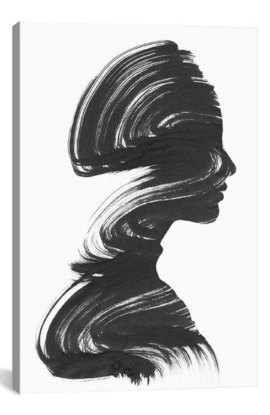 'See' Giclée Print Canvas Art