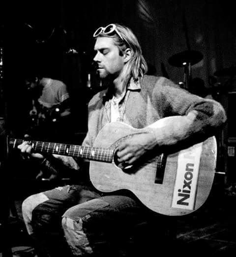 Everything kurt cobain and NIRVANA : Photo