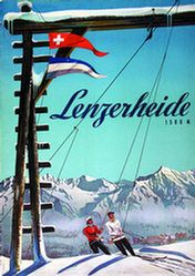 Lenzerheide in winter time