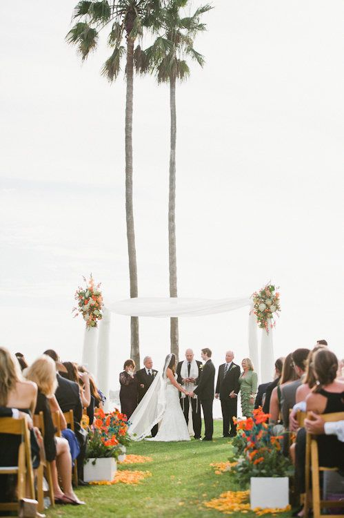 San Diego Wedding at Hyatt Regency Mission Bay from ...