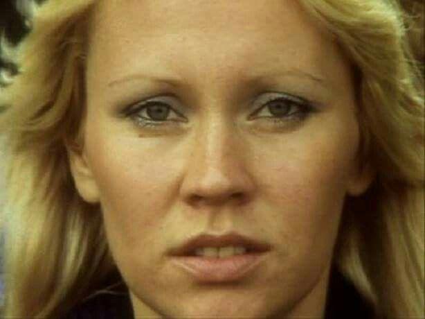lesbian Agnetha love faltskog
