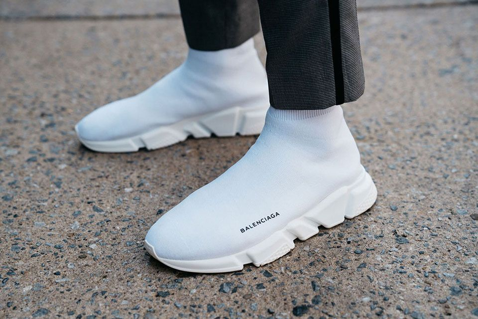 Laceless sneakers, Sneakers men fashion