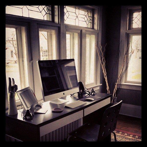 die besten 25 wei es b ro ideen auf pinterest schreibtischideen wei e schreibtische und. Black Bedroom Furniture Sets. Home Design Ideas