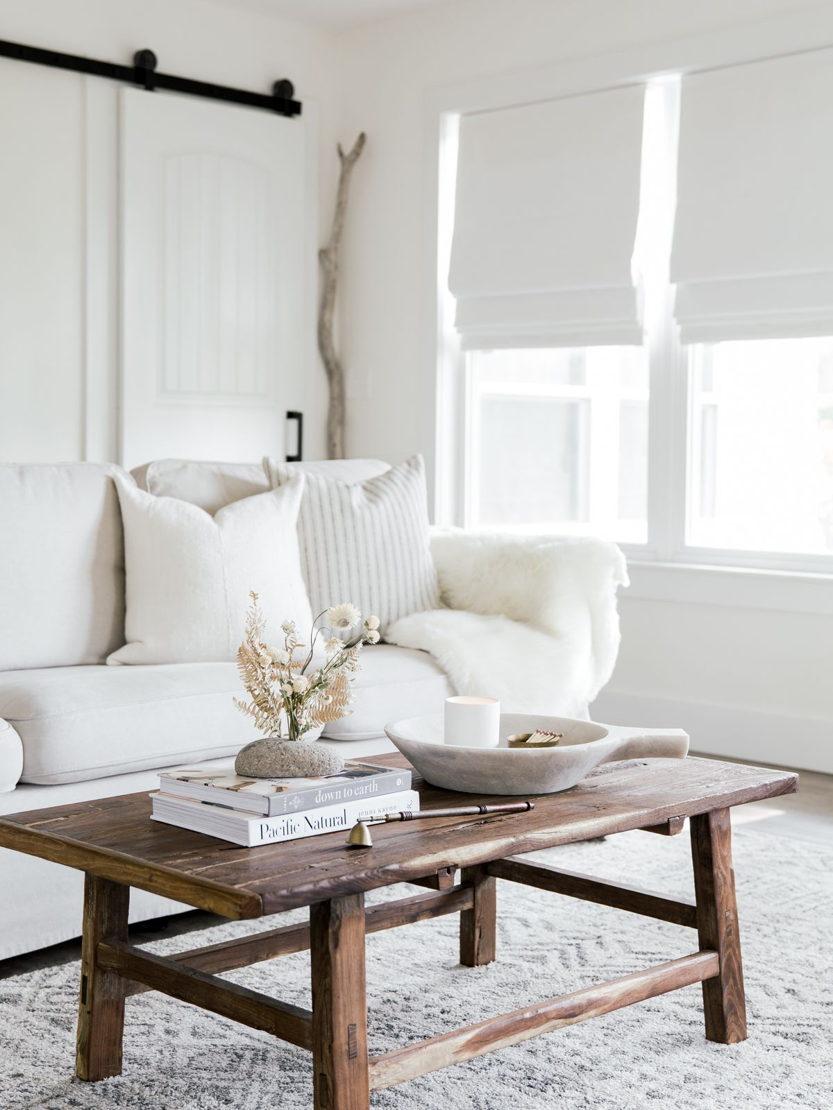 Photo of Coffee Table Styling 3 Ways