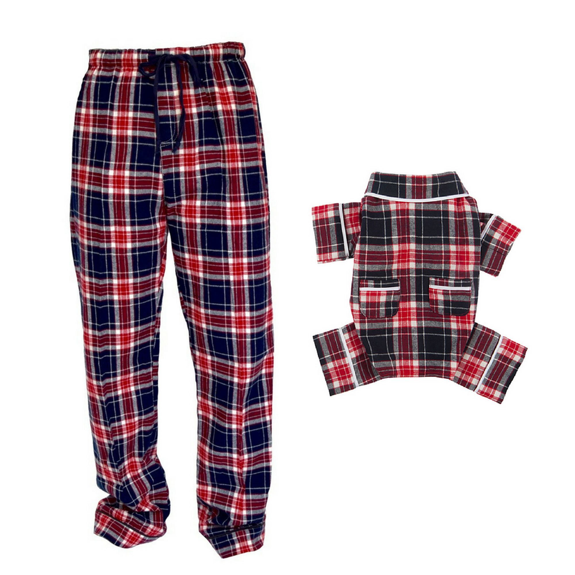 You and Your Dog Can Now Have Matching Pajamas (With