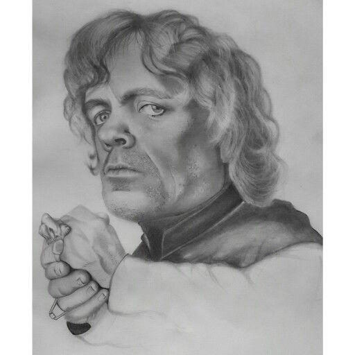 Tyrion Lannister. Portrait