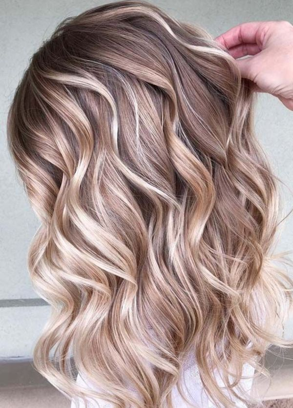 77 Best Hair Highlights Ideas With Color Types And Products Explained Spring Hair Color Ombre Hair Blonde Spring Hairstyles