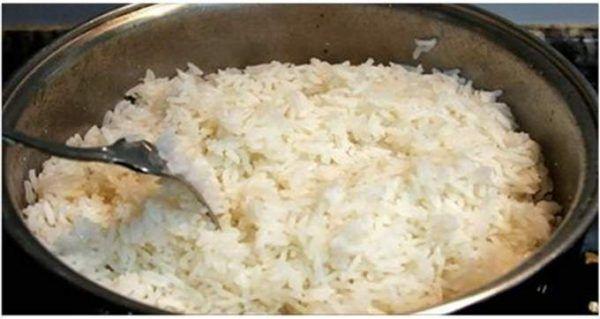 Mangia riso tutti i giorni e guarda cosa succede al tuo for Ricette per tutti i giorni della settimana