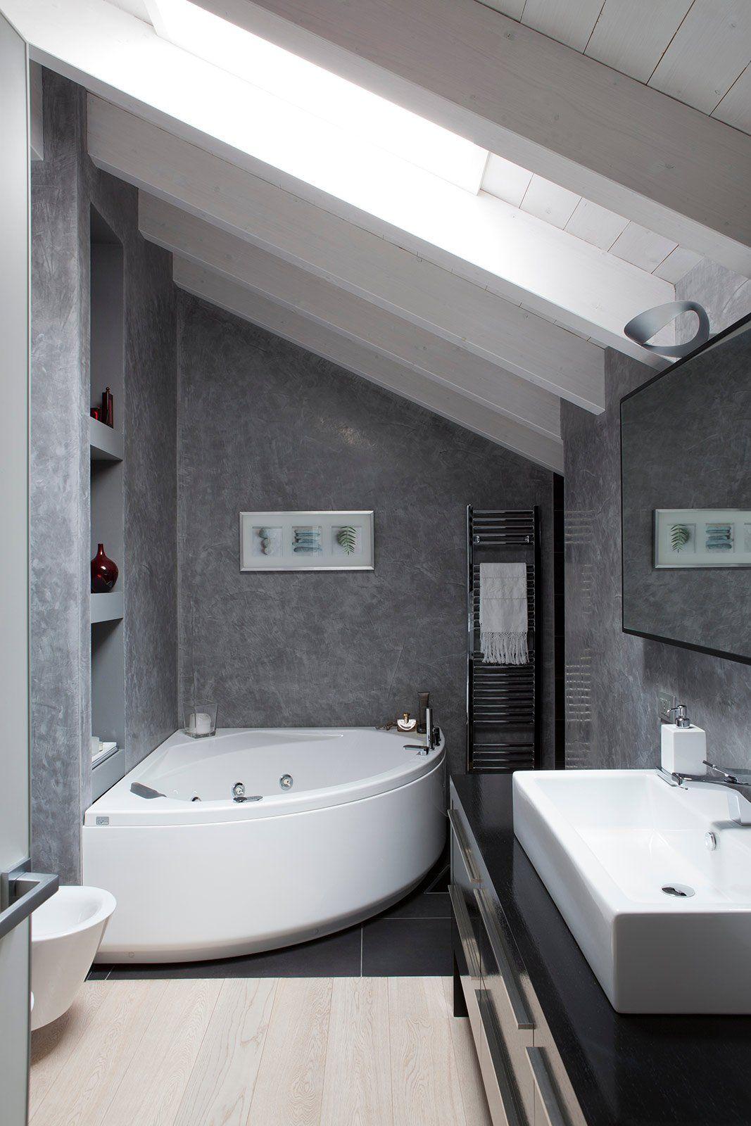 Bianco Grigio Nero Per La Casa Di Gusto Contemporaneo Design
