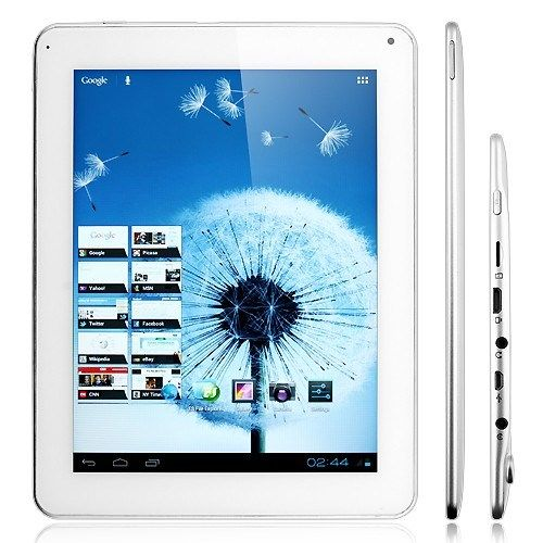 The Freelander PD80 tablet at Android Gadgets