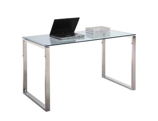Chintaly Imports Large Desk Table Con Imagenes Escritorios Compu