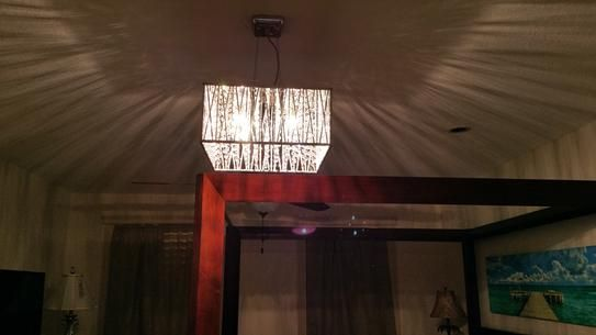 Home decorators collection 4 light chrome flushmount 16648 at the home depot mobile